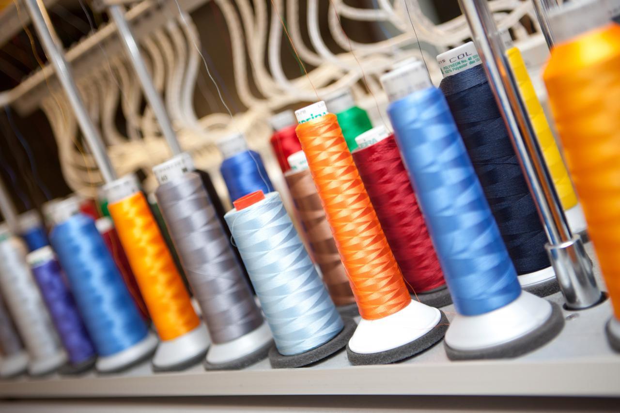 Comenzando con el negocio del bordado