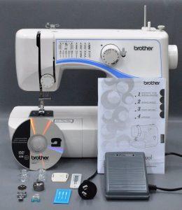 Tipos de máquinas bordadoras